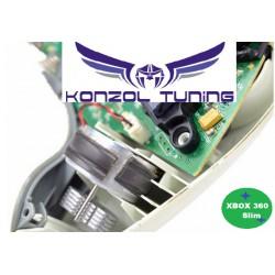 Vibramotor Xbox 360 kontrollerhez