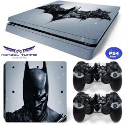 PS4 Slim - Konzolra és kontrollerre - Matrica - BM
