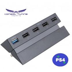 USB HUB - Prémium minőségű USB 3.0 Hub PS4-hez