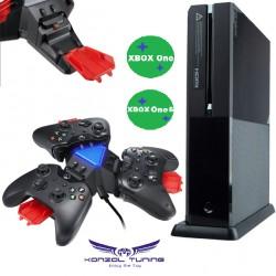 Xbox One és Xbox One S - Kontroller töltő állvány - Trio