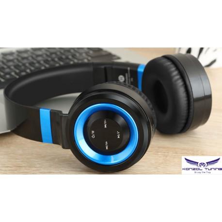 Fejhallgató - Wireless - Intone Blue