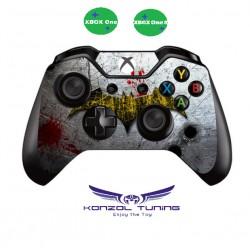 Xbox One - Kontrolle matrica - B.M.