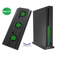 Xbox One - Konzolhoz vertikális állvány és HUB - Neonligths