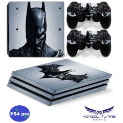 PS4 Pro - Konzolra és kontrollerre - Matrica - BM